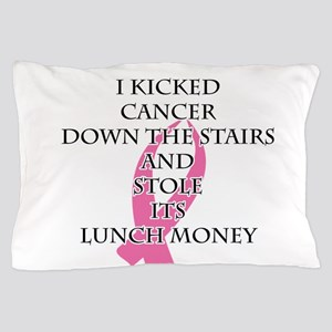 Breast Cancer Bully Pillow Case