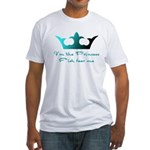 Fishing Princess2 Fitted T-Shirt