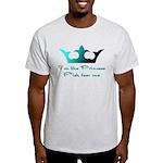 Fishing Princess2 Light T-Shirt