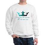 Fishing Princess2 Sweatshirt