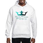 Fishing Princess2 Hooded Sweatshirt