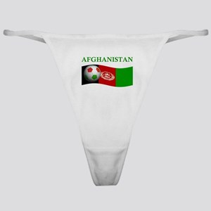 TEAM AFGHANISTAN Classic Thong