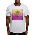 47.treeolife..? Ash Grey T-Shirt