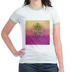 47.treeolife..? Jr. Ringer T-Shirt