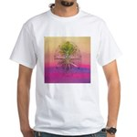 47.treeolife..? White T-Shirt