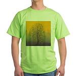 31.summertree.. Green T-Shirt