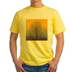 31.summertree.. Yellow T-Shirt