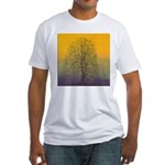 31.summertree.. Fitted T-Shirt