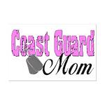 Coast Guard Mom  Mini Poster Print