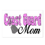 Coast Guard Mom Postcards (Package of 8)