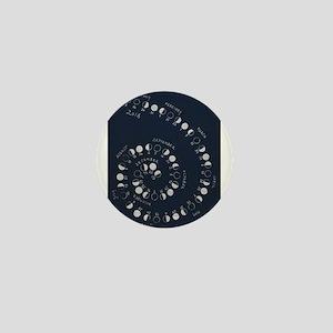 Lunar Calendar 2018 Mini Button