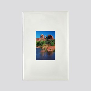 Cathedral Rock, Sedona Rectangle Magnet