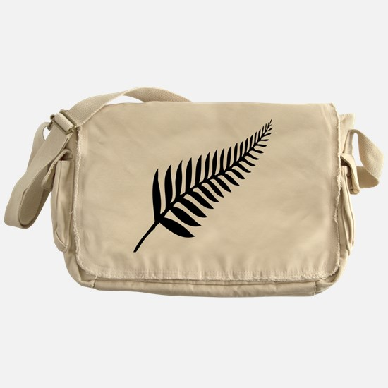 Funny New zealand Messenger Bag