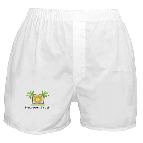 Newport Beach Boxer Shorts
