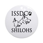 ISSDC Round Ornament