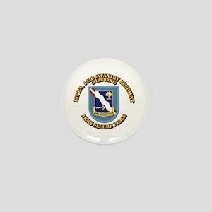 Flash - 1st Bn 143rd Infantry Regt - A Mini Button