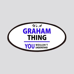 It's GRAHAM thing, you wouldn't understand Patch