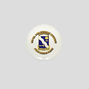 1st Bn 143rd Infantry Regt - Airborne Mini Button