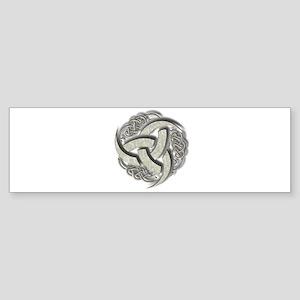 Odin Ancient Symbol Bumper Sticker