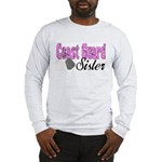 Coast Guard Sister Long Sleeve T-Shirt