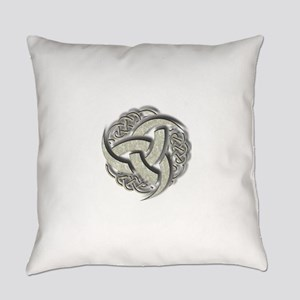 Odin Ancient Symbol Everyday Pillow