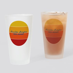 New Jersey - Seaside Heights Drinking Glass