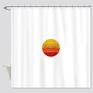 Seaside Heights Shower Curtains
