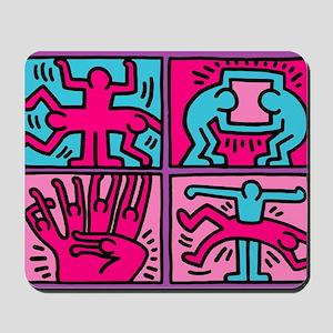 pop art Mousepad
