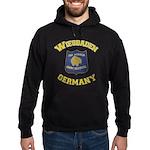 Wiesbaden Warrior Hoodie (dark)