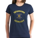Wiesbaden Warrior Women's Dark T-Shirt