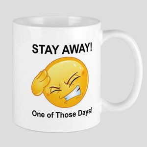 Stay Away Mug Mugs