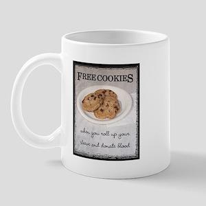 FREE COOKIES -  Mug