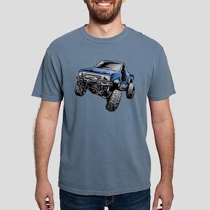 Blue Rock Crawling Truck T-Shirt