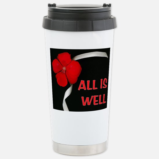 ALL IS WELL Mugs