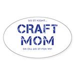 Craft Mom Sticker