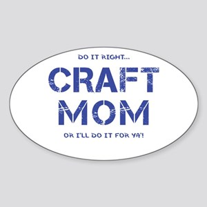Craft Mom Sticker
