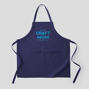 Craft Mom Apron (dark)