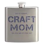 Craft Mom Flask