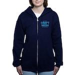 Craft Mom Women's Zip Hoodie