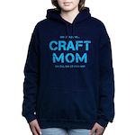 Craft Mom Women's Hooded Sweatshirt