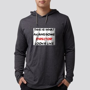 awesome director Mens Hooded Shirt