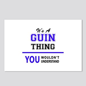 It's GUIN thing, you woul Postcards (Package of 8)