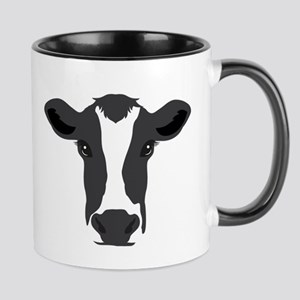 Holstein Cow Mugs