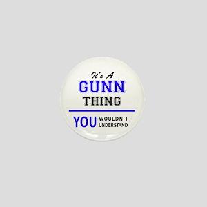 It's GUNN thing, you wouldn't understa Mini Button