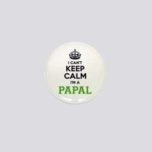 Papal I cant keeep calm Mini Button
