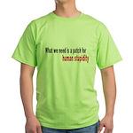 Patch Green T-Shirt