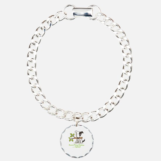 Unique Lab paw Bracelet