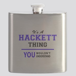 It's HACKETT thing, you wouldn't understand Flask