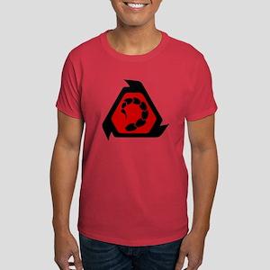 Nod B&W (Mini B&W Back) Dark T-Shirt