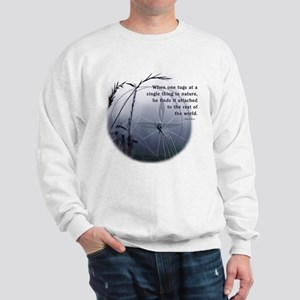 UU - Web of Life Sweatshirt